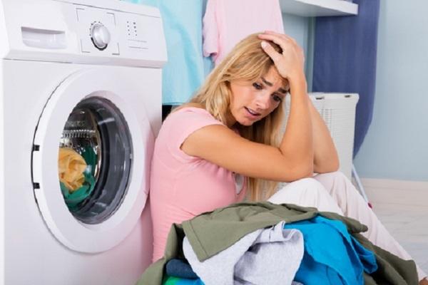 máy giặt không tự tắt nguôn
