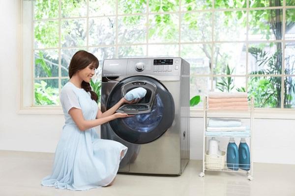 sửa máy giặt toshiba báo lỗi eb