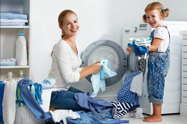 tại sao vệ sinh máy giặt